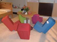 Designer Sitzmoebel Luemmel Laxxer Sitz Hocker Sofa Stuhl